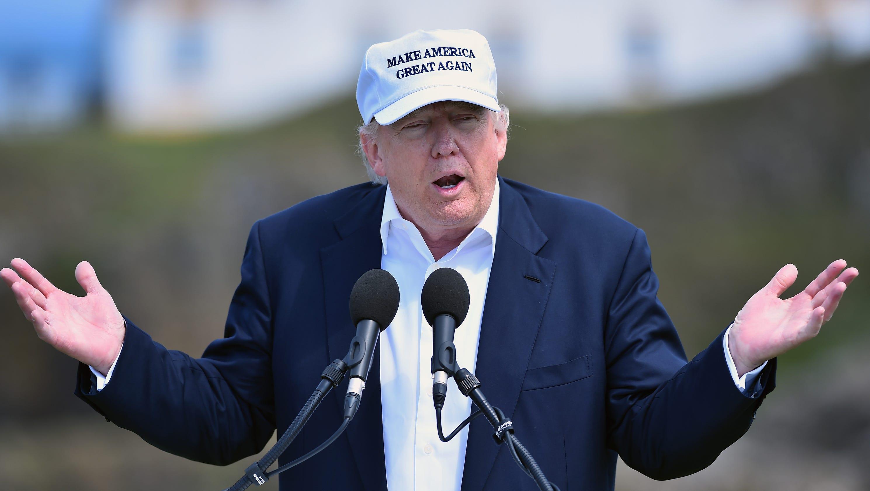 Facebook co-founder pledges $20 million to defeat Donald Trump
