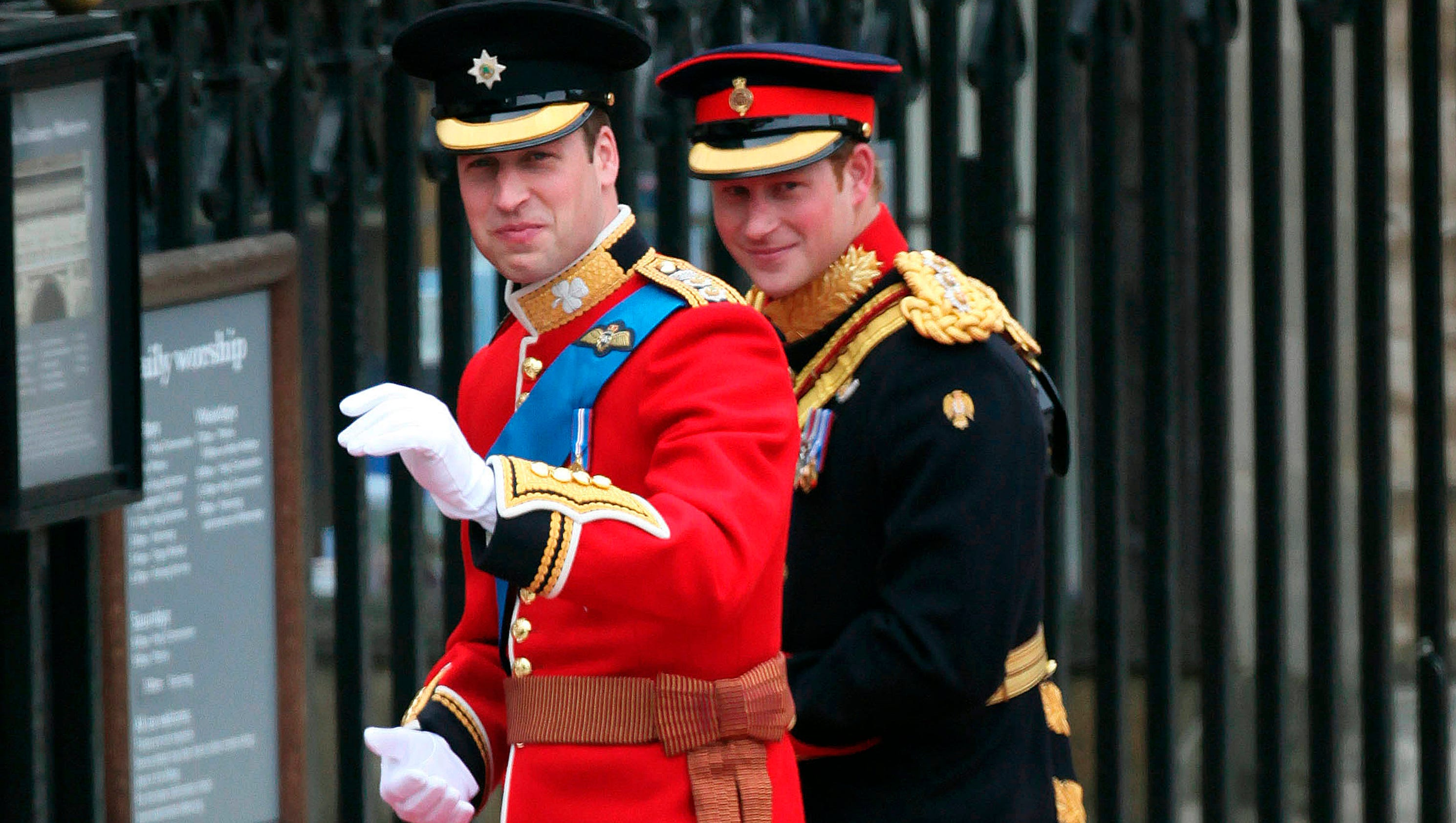 Will Prince William leave Prince Harry's wedding to watch the FA Cup final? thumbnail