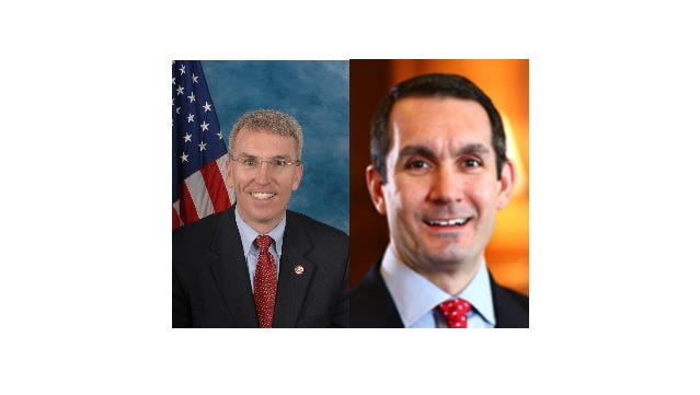 With open primaries in Pa., we might get more good candidates like these guys: Todd Platts and Eugene DePasquale.