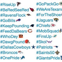 Twitter emojis for all 32 NFL teams revealed d9d5c330e