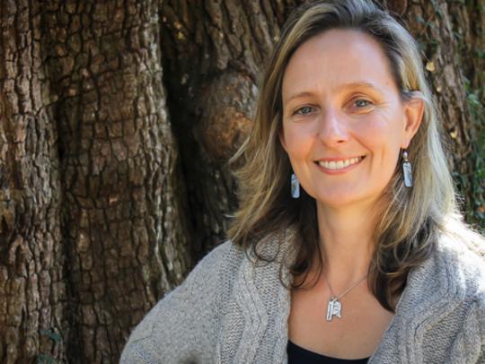 Aliki Moncrief, executive director of Florida Conservation