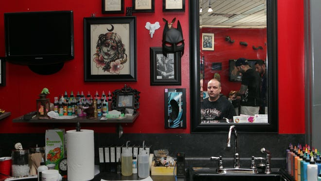 Get a special discounted tattoo at Addicted to Ink until 9 p.m. tonight.
