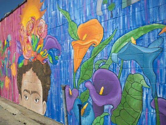 Main street mural (2 of 4)