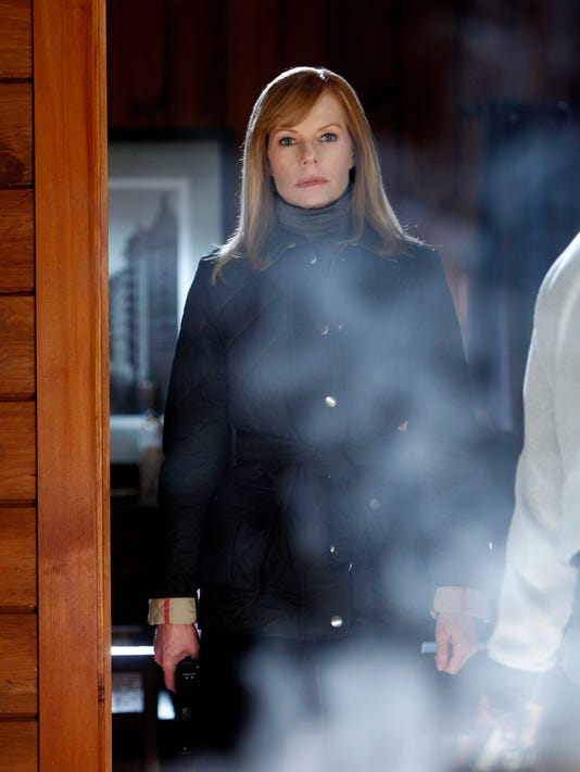 Marg Helgenberger as Catherine Willows
