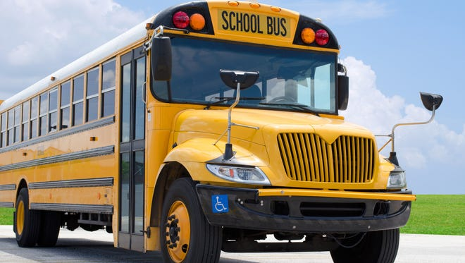 Students will be released early from school Wednesday.