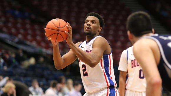 Rising junior Erik McCree will have an expanded role