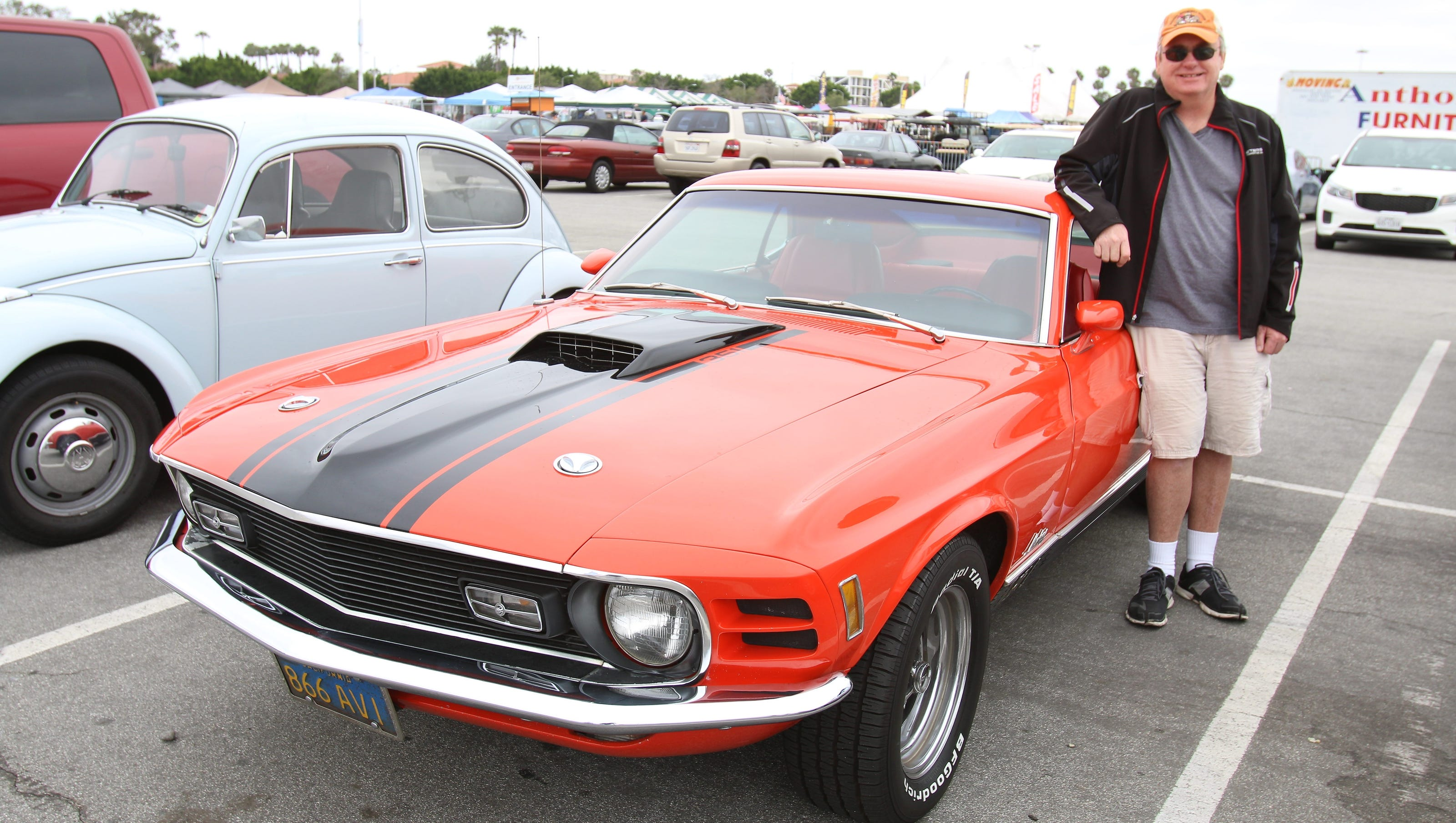 Just Cool Cars: '70 Ford Mustang Mach 1 Racks Up 350,000 Miles