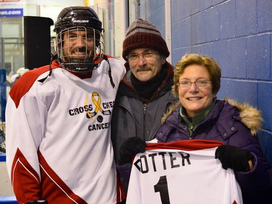 Potter and parents