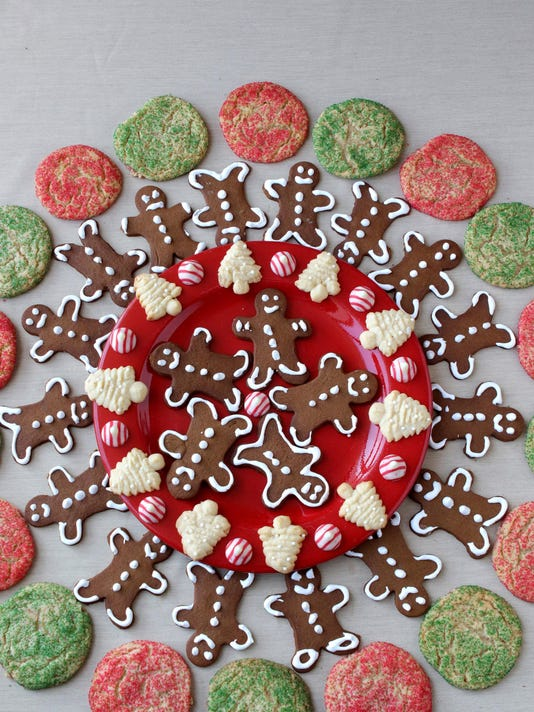 A gift of holiday cookies: 6 recipes