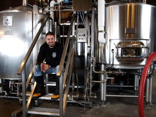 Grist Iron Brewing Co., co-owned by Patrick Palmer, opened in May. The brewery,  at 4880 State Route 414 in Burdett, was constructed with an industrial feel.