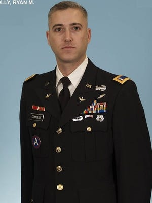 Chief Warrant Officer Ryan Connolly