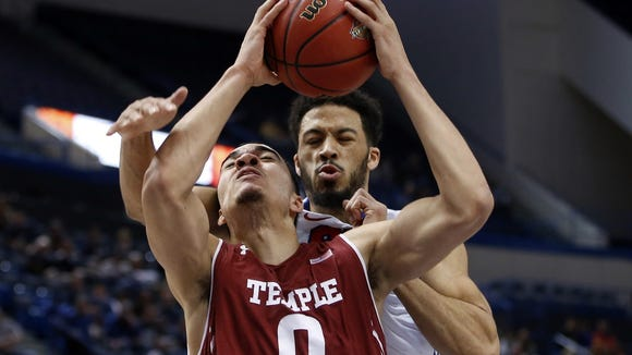 Temple will take on SMU at the Liacouras Center on