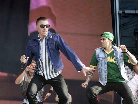 Macklemore will play Riverbend Music Center next summer,
