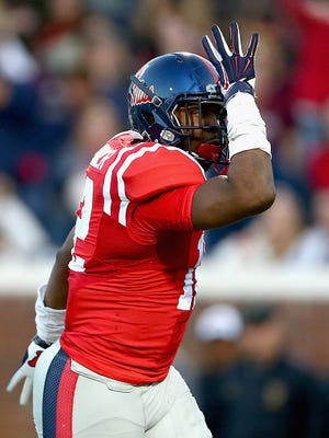 Tony Conner, who wasn't completely healthy his senior season, hopes to run a 4.4 or 4.5 40-yard dash at Ole Miss' pro day next week.