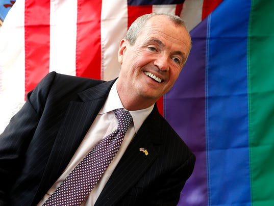LGBTQ roundtable with PHil Murphy