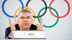 International Olympic Committee (IOC) President Thomas