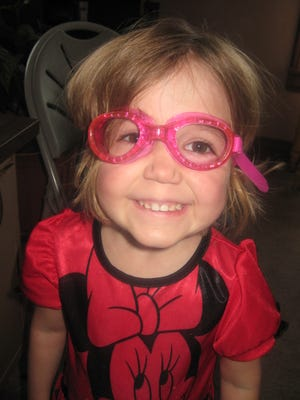 Abby Miller, 3, died in July 2014.
