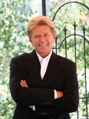 Peter Cetera says he didn't become comfortable with is singing voice until he became a solo artist.
