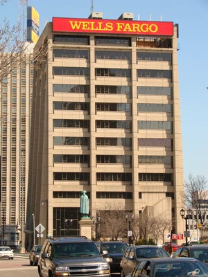 An office building at 735 W. Wisconsin Ave. has been converted into apartments.