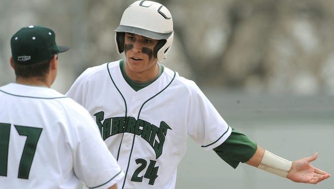 Former Fossil Ridge star Julian Garcia, seen in this 2013 file photo, was drafted by the Philadelphia Phillies on Friday.
