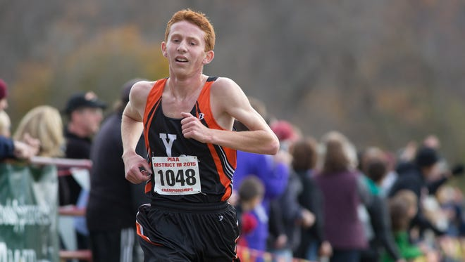 Peter Wagner, York Suburban, sr.: He earned a seventh-place finish at the YAIAA championships and followed that with a 19th-place effort during the District 3 Class 2A run to earn a trip to states. Wagner finished his scholastic career with a 57th-place finish in the PIAA Class 2A run in Hershey. He helped the Trojans claim the District 3 Class 2A team championship in each of his four seasons and scored top-15 district finishes individually over his final three seasons.