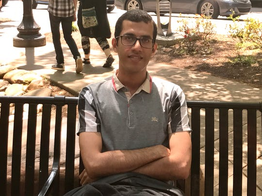 Modjtaba Dahmardeh is a doctoral student at the University