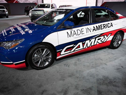 Foreign Automakers Boast About U S Jobs In Here For America Campaign