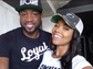 Gabrielle Union hangs out with husband Dwyane Wade