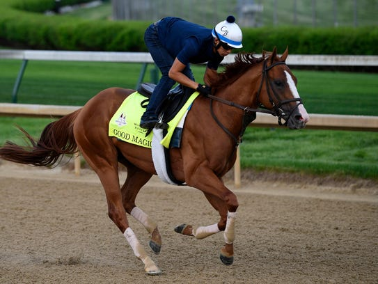 Kentucky Derby Here Are 20 Horses That Make Up Field