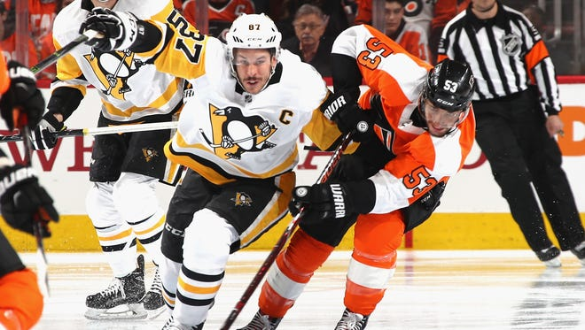 Sidney Crosby was around the last time these two teams met in the playoffs and the vibe is completely different.
