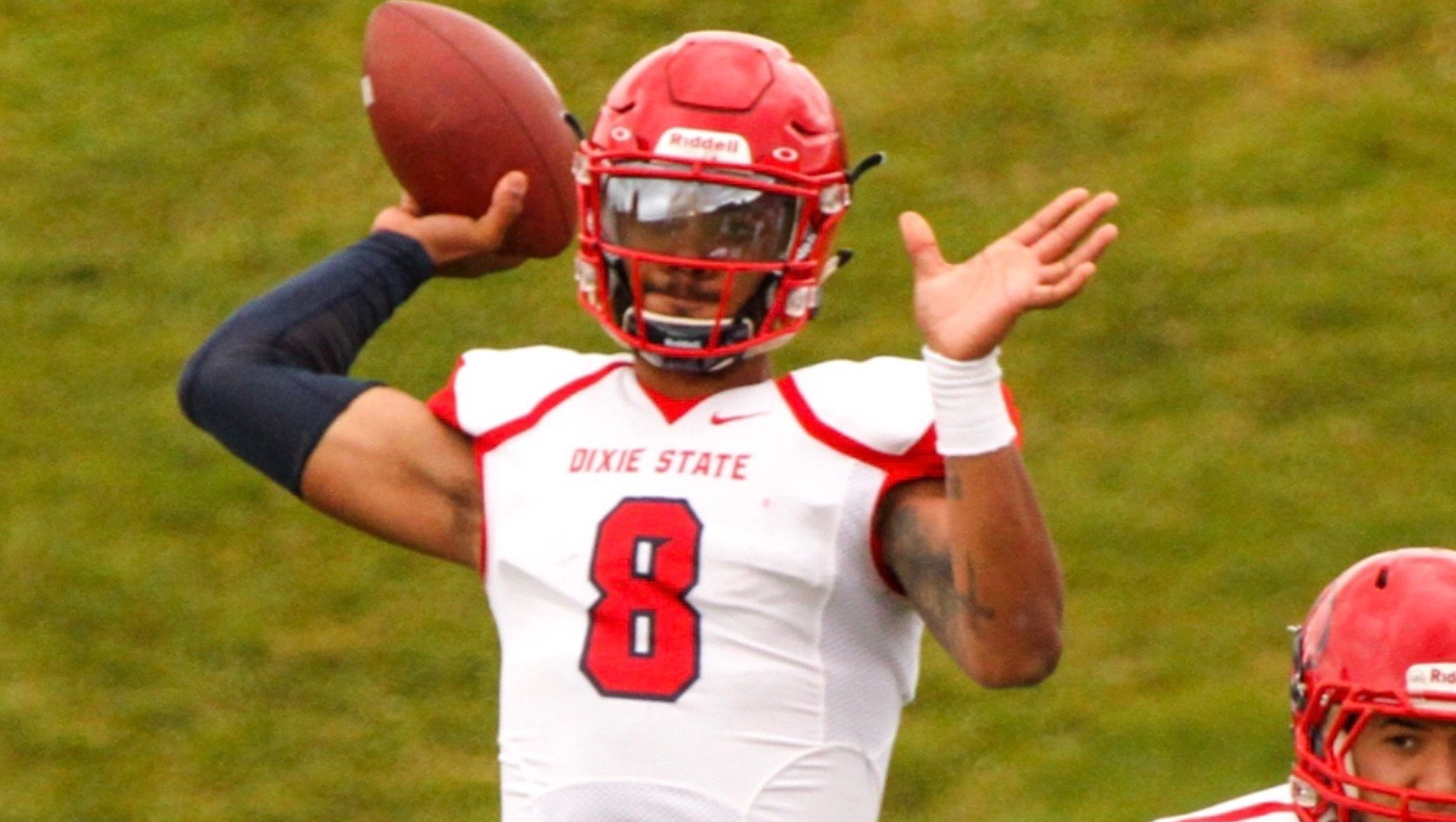 Former Dixie State Qb Malik Watson Is On The Move And Looking Up