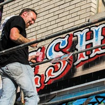 Two Waukesha Guitartown murals could be moving