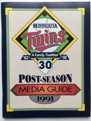 At the All-Star break, the 1991 Minnesota Twins were on the verge of accomplishing big things. The current team, not so much.