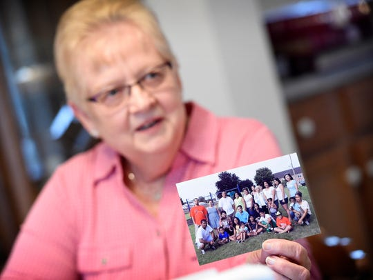Lebanon resident Barbara Lessig was moved to help refugees