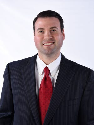 Michael Hatmaker, 2017 Knoxville Business Journal 40 Under 40 honoree