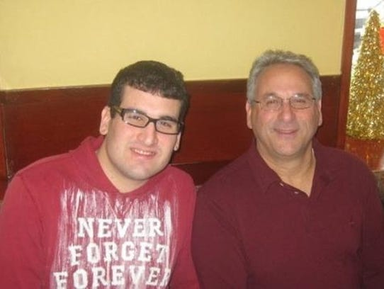 Don, of Fair Lawn and a member of the Lost Angels Bereavement