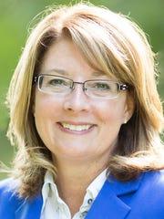 Canandaigua Town Supervisor Panela Helming.
