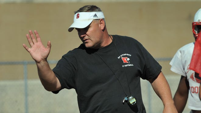 FILE – Bill Peebles's previous coaching stops include Southport and Lawrence Central.