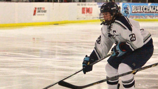 Kyle Hallbauer of Howell.