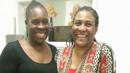 Susan Shaw, left, and her mother, Elsa Wood, are the owners of Shaw's Jamaican Kitchen.