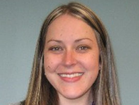 Eliza Miller was named instructor of the month.