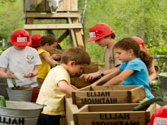 Elijah Mountain Gem Mine in Hendersonville is open year-round, with indoor and outdoor flumes.