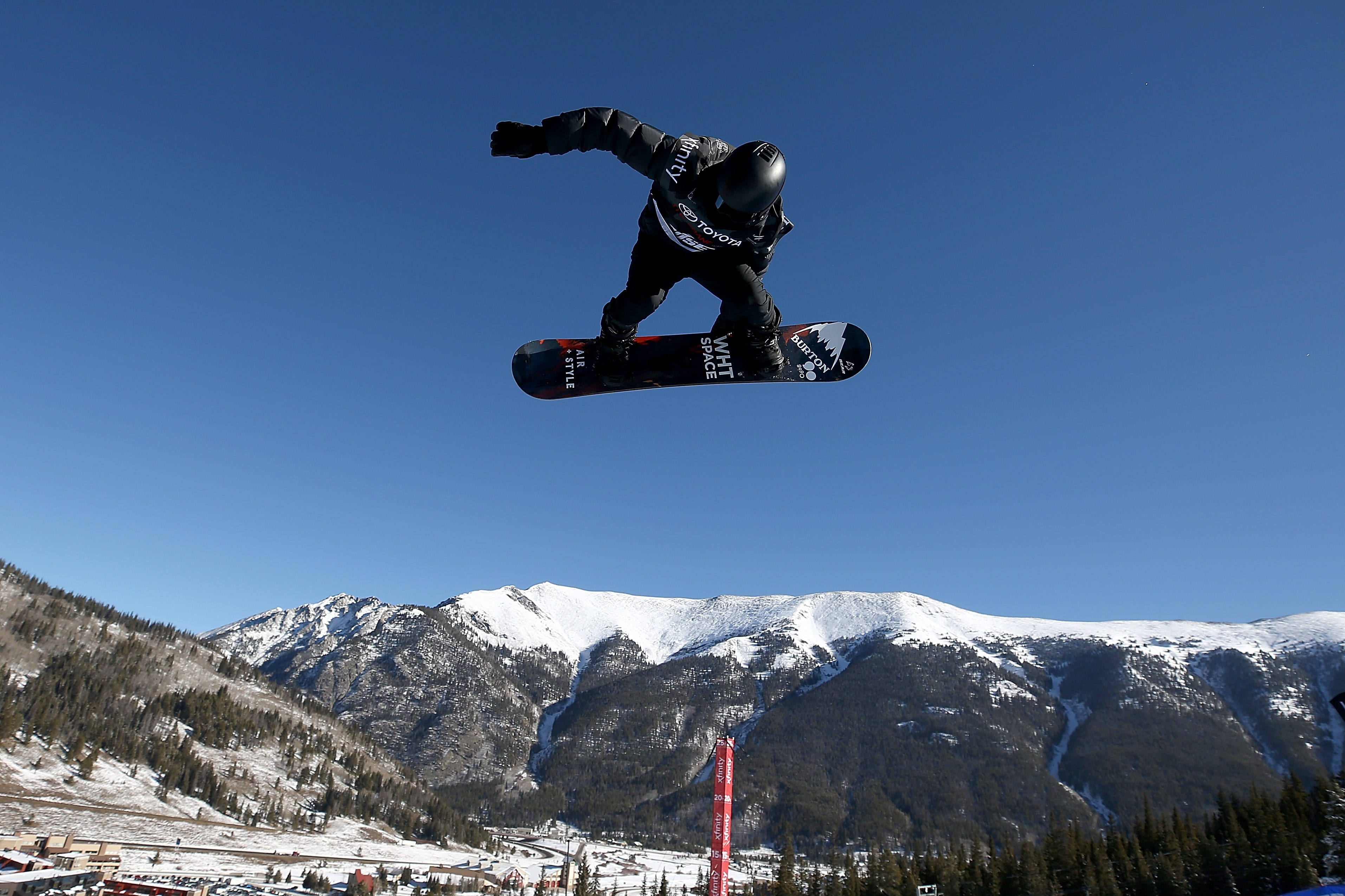 Shaun White wins gold medal in mens halfpipe in dramatic finish images