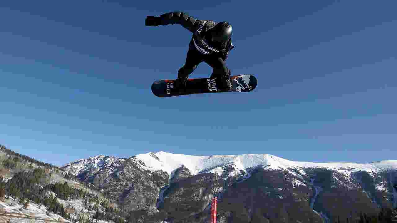 Shaun White is heading into Pyeongchang with new mindset