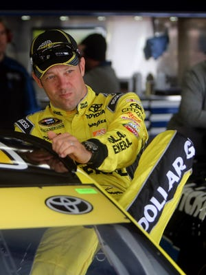 Matt Kenseth says he's not proud or happy about his actions after last Saturday's race at Charlotte but he doesn't regret them.