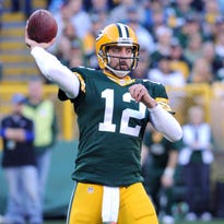 The Packers tied the franchise single-game record of 11 passes of 5 yards or fewer in an 18-16 setback against the Lions on Nov. 15, 2015.