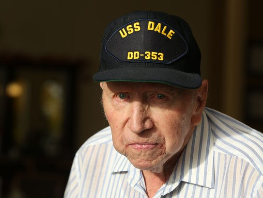 Warren C. Deppe: He was one of 44 sailors interviewed
