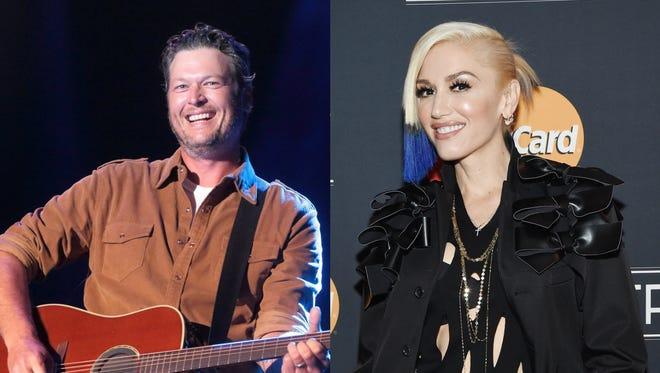 Blake and Gwen.