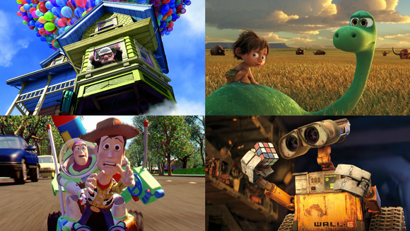It's almost impossible to pick the best Pixar film.