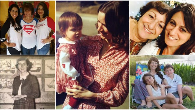 Southwest Florida is home to a lot of amazing mothers. And, The News-Press family wants to honor them for Mother's Day.